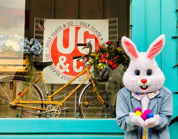 Bunnies in the Bottoms event April 5-7 in Kansas City's West Bottoms