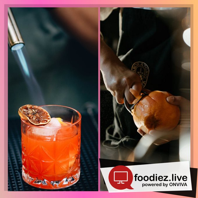 Foodiezlive Mixologist