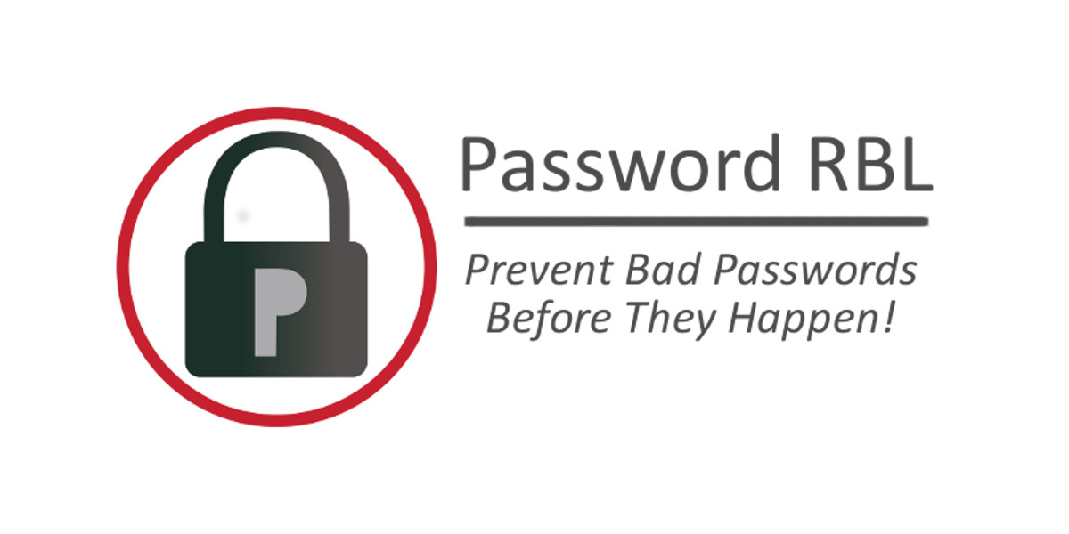 Prevent Bad Passwords