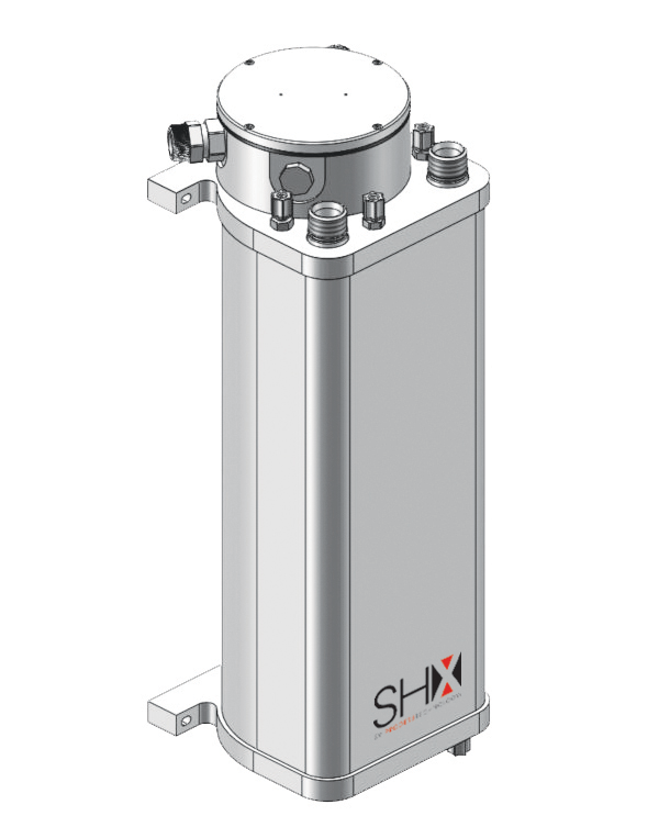 SHX heater by Process Technology